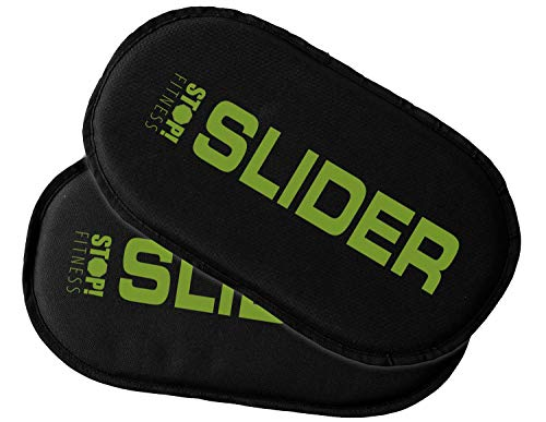STOP! Fitness Super Sliding Pads (1 Paar) inkl. Kurzanleitung