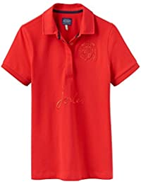 Joules Amity Classic Fit Polo Shirt Red