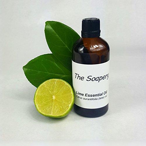 Huile essentielle de citron vert–100ml–Huile essentielle naturelle Pure