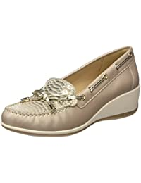 Amazon.it  Geox donna - Mocassini   Scarpe da donna  Scarpe e borse 85a99fb842c