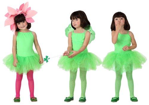 Imagen de atosa  disfraz de flor para niña, talla 116 cm 8422259169222  alternativa
