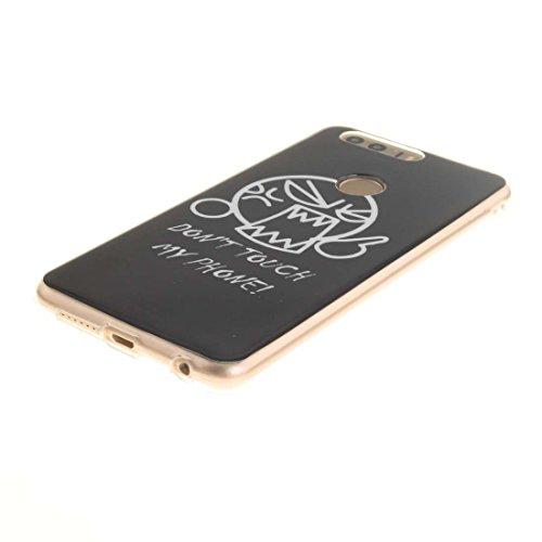 """iPhone 6 Plus Coque, iPhone 6S Étui Cover Housse pour iPhone 6s Plus 5.5 """" Cartoon lovely 3D Pill Silicone Caoutchouc Gel TPU Shell iPhone 6 Plus Case (5.5"""") Résistant à la poussière Scratch # 1"""