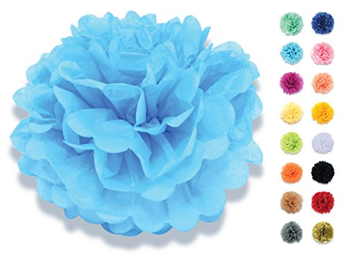 Yokarta-X2764-12-x-set-pompon-soffitto-decorazione-da-appendere-203-cm-crepe-in-cartapesta-Puff-fiore-sfere-DIY-Craft-kit-decorazione-per-matrimoni-Natale-nozze-Baby-Shower-Birthday-nursery-garden-par