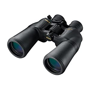 Nikon Aculon A211 10-22x50 Zoom Binoculars - Black