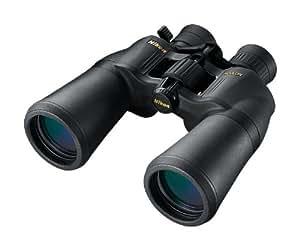 Nikon Aculon A211 Binocolo con Zoom 10-22x50, Nero