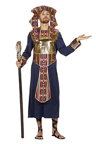 ter Pharao Karneval Verkleidung Gr.50 (ägypter Herren Kostüm)
