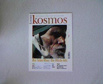 Kosmos. Das Magazin für die Natur 7/ 1996 Themen: Israel, Cilien, Torfimport