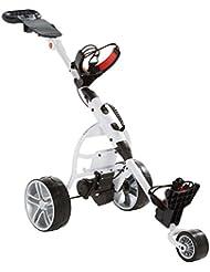 Mocad Lithium 2.5 - Carro de golf eléctrico, color blanco