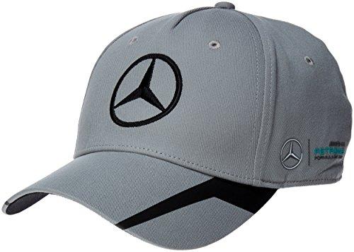 Mercedes AMG Petronas Hombre Mercedes AMG Team Cap 2016Grey Tapa, Gr