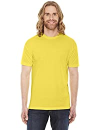 American Apparel - T-shirt - Homme -  jaune - XX-Large