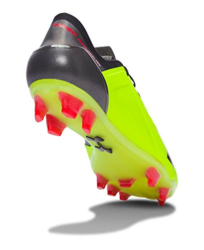 Spotlight FG - Crampons de Foot - Jaune Hi-Vis gelb / anthrazit