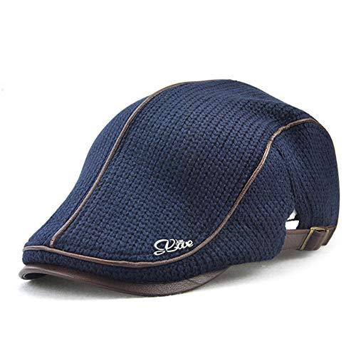 Sonnenblende Hut Einfacher Sonnenhut Ball Mütze Ultrakey Baseballmütze Amerikanische Flagge Cap Hut Blue ()