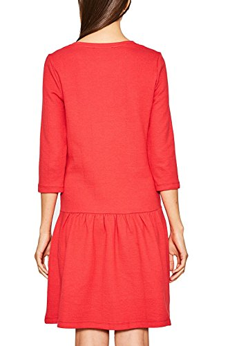 ESPRIT Damen Kleid Rot (Red 630)