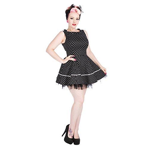 Abito Da Donna Lucy H&R (Nero/Bianco) Nero/Bianco