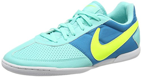Nike - Davinho, Scarpe da calcio Uomo Turchese (Türkis (Türkis/blau/gelb/weiss 371))