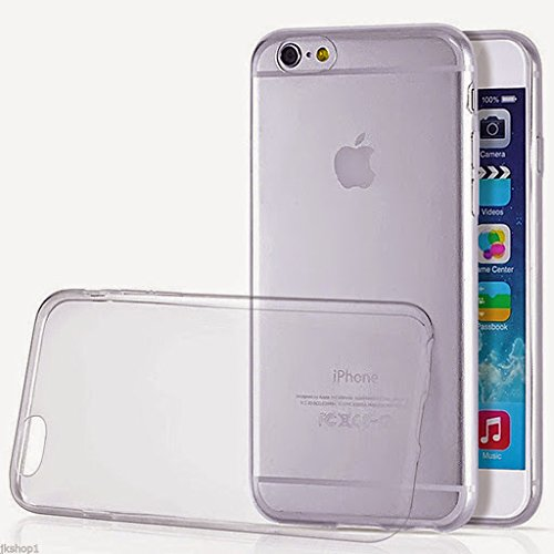 SD Latest Totu Design Ultra Slim Dotted Silicone TPU Soft Bumper Case Cover for Apple iPhone 6 with Screen Guard  available at amazon for Rs.125