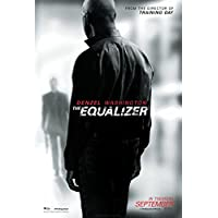 The Equalizer Movie Poster 70 X 45 cm