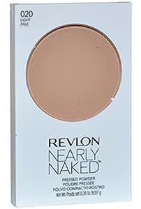 Revlon Nearly Naked Pressed Powder Light 0.25 oz