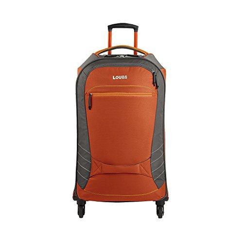 Assima LOUBS Sport 4-Rad Trolleyreisetasche Größe S (Orange/Grau)