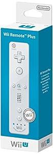 wii u: Nintendo Wii/Wii U - Mando Plus, Color Blanco