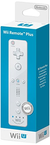 Nintendo Wii/Wii U - Mando Plus, Color Blanco
