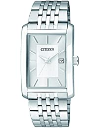 Citizen Herren-Armbanduhr Analog Quarz Edelstahl BH1671-55A