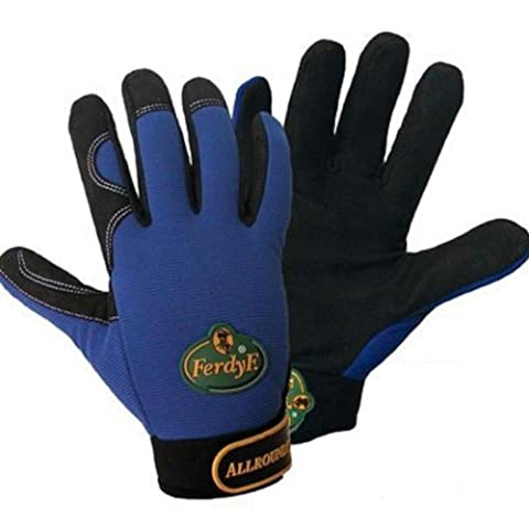 FERDYF. GANTS DE PROTECTION FERDYF. 1900 CUIR SYNTHÉTIQUE CLARINO® EN 388 RISQUES MECANIQUES 2121 TAILLE (Specialized Elettronica)