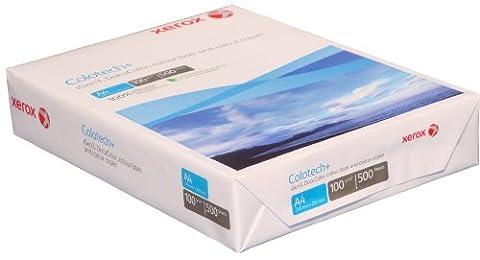 Xerox Colotech+ - Papier ordinaire - blanc - A4 (210 x 297 mm) - 100 g/m2 - 500 feuille(s)