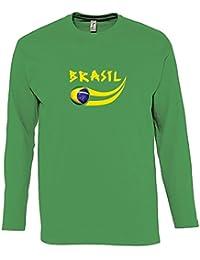 Amazon.es: camisetas de futbol Verde Camisetas