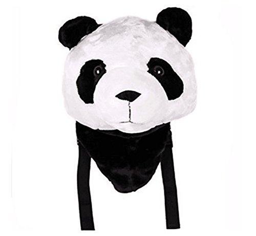 LANFIRE - Borsa a Zainetto Bambina Donna Unisex �?Adulto panda