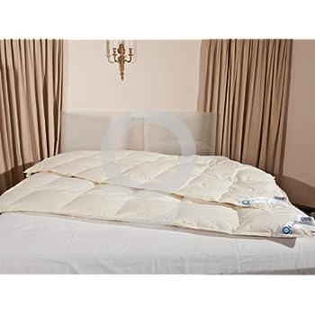 vier jahreszeiten bettdecke 135x200 nomite 90 daunen 39 k che haushalt. Black Bedroom Furniture Sets. Home Design Ideas