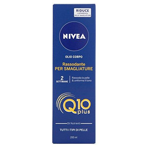 Nivea Body Performance Olio Secco Smagliature Q10-200 ml