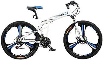 فتنس مينتس دراجة قابلة للطي، FM-F26-03M-WH