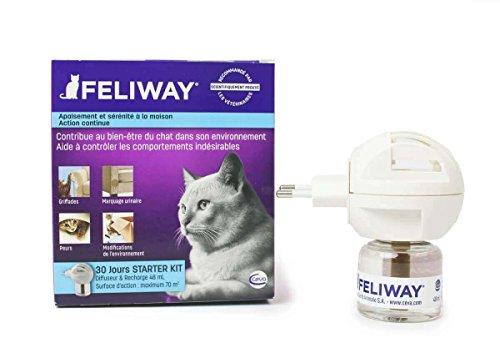Feliway Diffuseur/Recharge pour Chat 48 ml