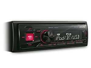 Alpine UTE-72BT - Digital Media Receiver mit Bluetooth