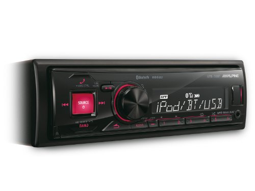 Alpine UTE-72BT - Ricevitore Media Digitale con Bluetooth
