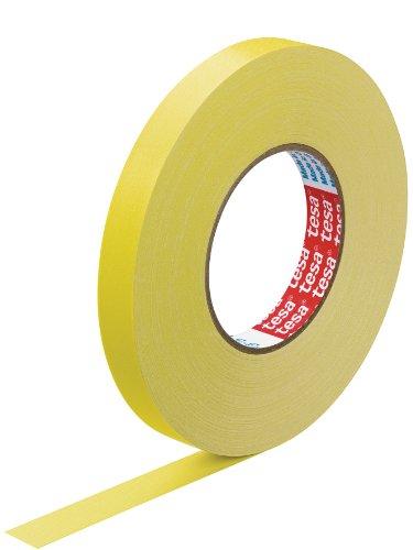tesa Gewebeband, extra Power Perfect, gelb, 50m x 19mm