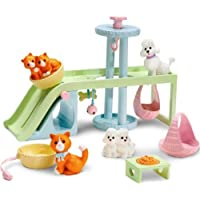 Learning Curve Caring Corners Pet Playground Accessory Pack