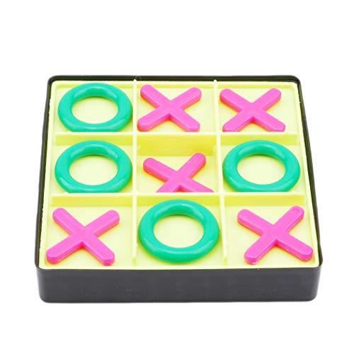tspiele Indoor Spielen Tic-tac-Toe Noughts Kreuze ()