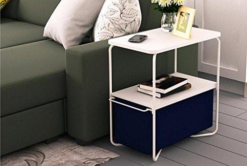 LXYFMS Wohnzimmer Sofa Seite Runden Beistelltisch Eckse… | 06948354019696