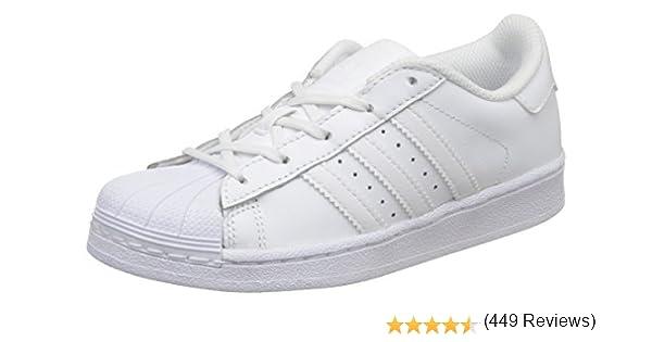 1e3747c9f63a8 ... reduced adidas originals superstar c77154 scarpe da ginnastica unisex  bambini mainapps amazon.it scarpe e