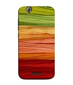 PrintVisa Designer Back Case Cover for Acer Liquid Z630 :: Acer Liquid Zade Z630S (Abstract Background Bright Towel Closeup Cloth Beautiful Clothing)