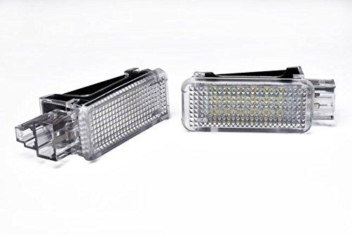 LED Einstiegs- Fußraum- Innenraum- Kofferraum- Beleuchtung Eintragungsfrei