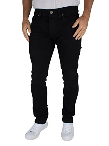 jack-jones-homme-slim-fit-tim-original-298-jeans-noir-32w-x-32l