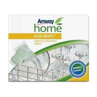 Amway Tabs Dish Drops Automatic 60Tablets + Amway Reiniger für Geschirrspüler Dish Drops Automatic 1,4kg