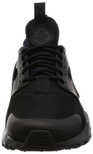 Nike Herren Air Huarache Run Ultra Laufschuhe, Grau, 9,5 UK/44,5 EU/10,5 US Schwarz