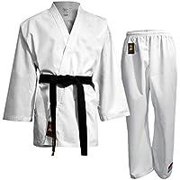 Daimyo Tsuki Uniforme de Karate, Hombre, Blanco, 2 (150 cm)