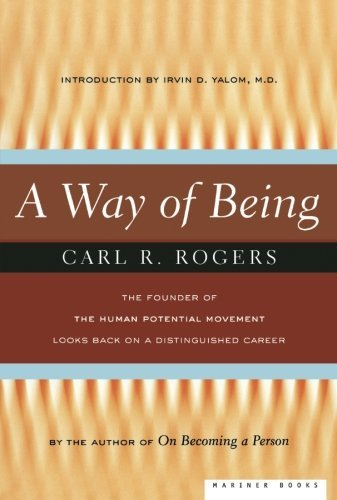 A Way of Being by Carl Rogers (1980-11-05)