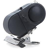 ryask (TM) UK elettronico Canna da pesca notturna allarme antifurto allarme Bite Strike Pesce clip campana con luce LED