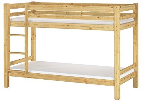 Gebraucht, Etagenbett Stockbett Kiefer Massiholz + Matratze 90x200 gebraucht kaufen  Wird an jeden Ort in Deutschland